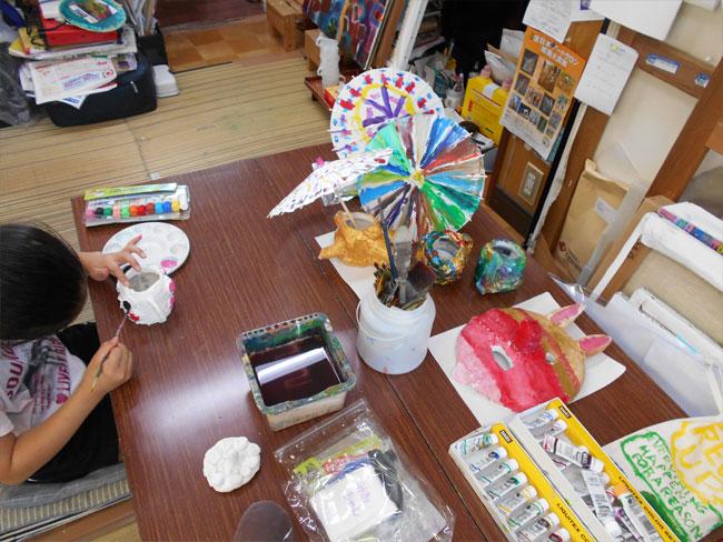 村岡顕美絵画教室 KIDS