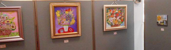 7人の絵画展